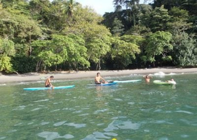 costa rica jaco kayaking