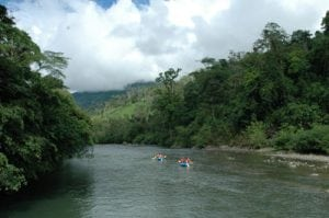 costa rica rafting tours