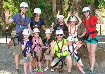 jaco beach canopy tours