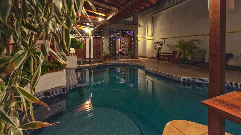 Jaco Beach hotel Poseidon
