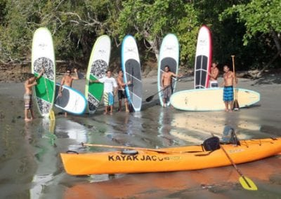 jaco beach kaying tour