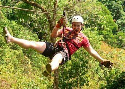 jaco costa rica canopy tour