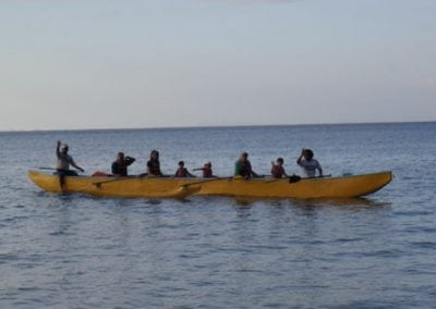 kayaking group costa rica