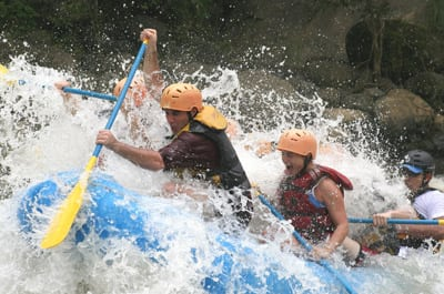 savegre picture rafting
